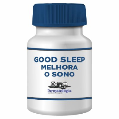 Good Sleep - Griffonia 150mg. Calmante, melhora a qualidade do sono