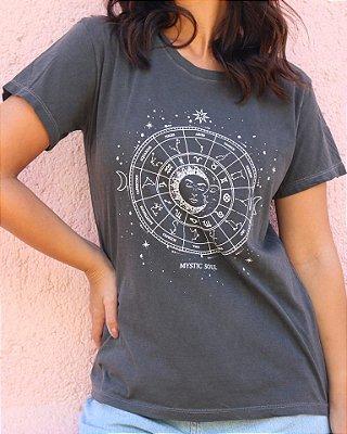 T-shirt Mystic Soul Chumbo