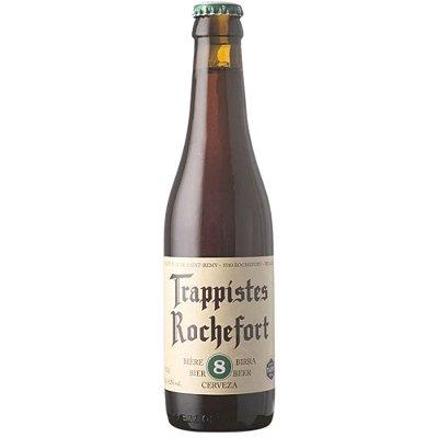 Cerveja Trappistes Rochefort 8 Belgian Strong Dark Ale 330ml