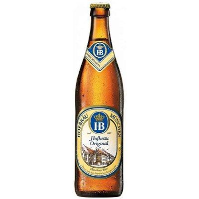 Cerveja Hofbräu Original Munich Helles 500ml