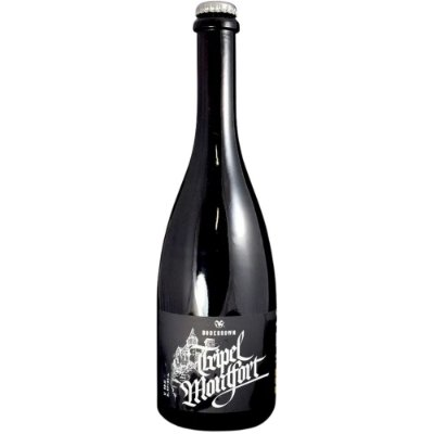 Cerveja Bodebrown Tripel Montfort Belgian Tripel 750ml