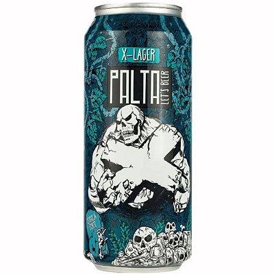 Cerveja Palta X-Lager 473ml