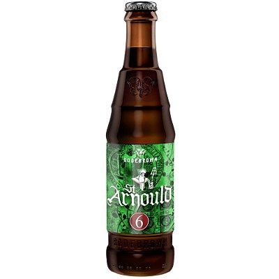 Cerveja Bodebrown St Arnould 6 Belgian Dubbel Garrafa 330ml