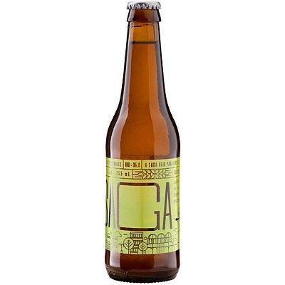 Cerveja Way SAGA American Pale Ale Garrafa 355ml