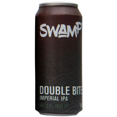 Cerveja Swamp Double Bite Imperial IPA Lata 473ml