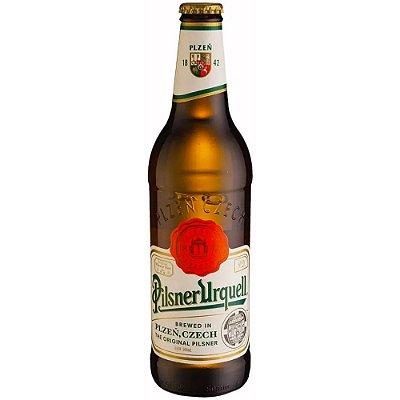Cerveja Pilsner Urquell Garrafa 500ml