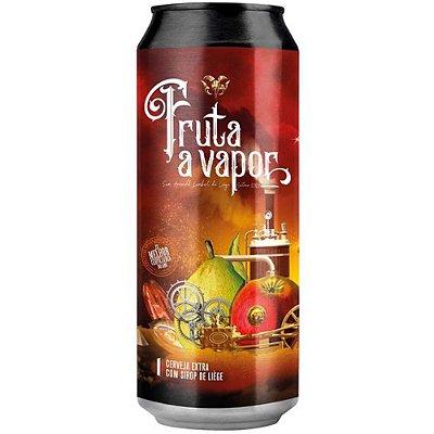 Cerveja Bodebrown Fruta a Vapor Lata 473ml