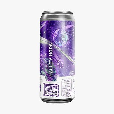 Cerveja Fermi Halley Hops NE IPA 473ml