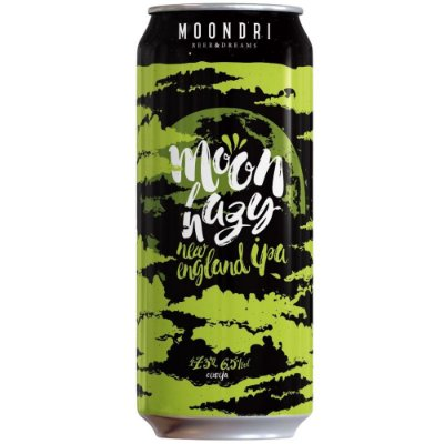 Cerveja Moondri Moon Hazy NE IPA 473ml