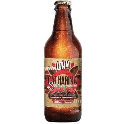 Cerveja Lohn Bier Catharina Sour Café e Framboesa 330ml