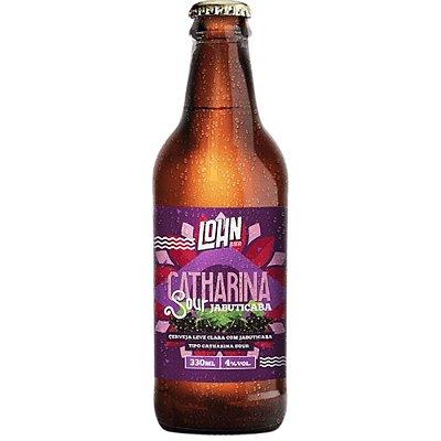 Cerveja Lohn Bier Catharina Sour Jabuticaba Garrafa 330ml
