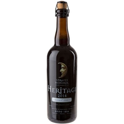 Cerveja Straffe Hendrik Heritage Garrafa 750ml