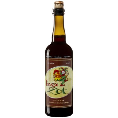 Cerveja Brugse Zot Dubbel Garrafa 750ml