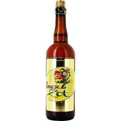Cerveja Brugse Zot Blond 750ml