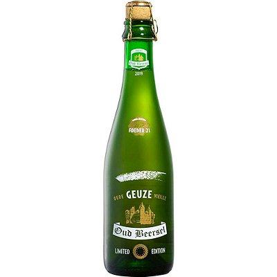 Cerveja Oud Beersel Barrel Selection Foeder 21 Gueuze Garrafa 375ml