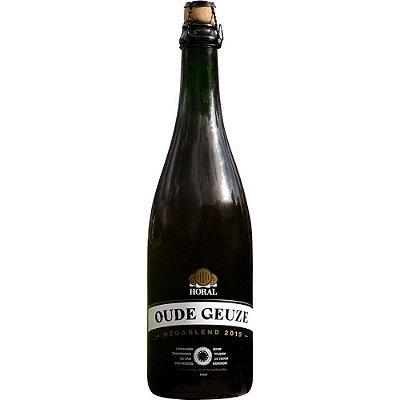 Cerveja Oud Beersel HORAL Megablend Gueuze 750ML