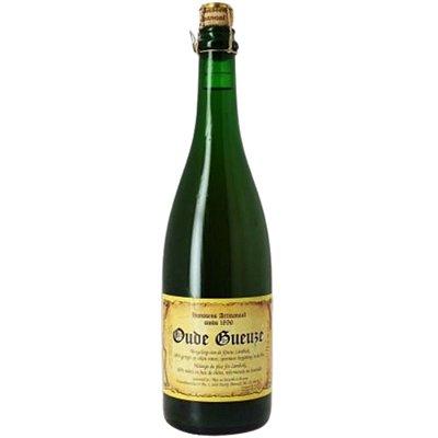 Cerveja Hanssens Artisanaal Oude Geueze Garrafa 750ml