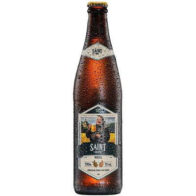 Cerveja Saint Bier Weiss 500ml