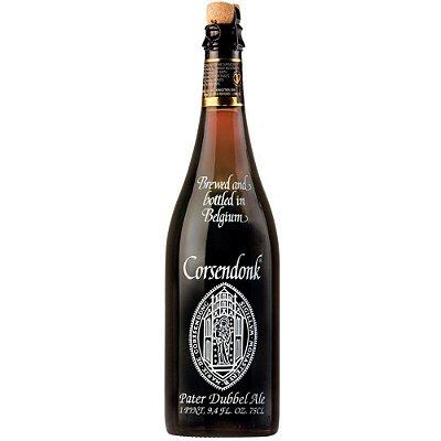 Cerveja Corsendonk Pater Dubbel Ale Garrafa 750ml