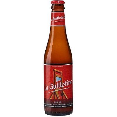 Cerveja La Guillotine Belgian Strong Blond Ale Garrafa 330ml