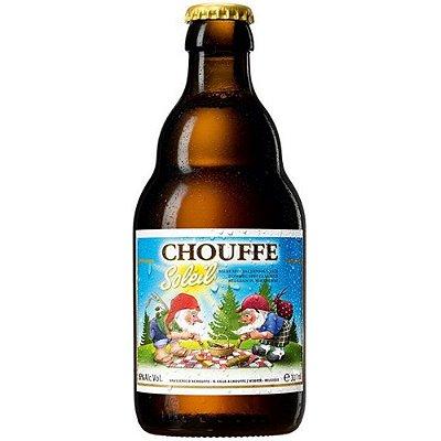 Cerveja La Chouffe Soleil Belgian Blonde Ale Garrafa 330ml