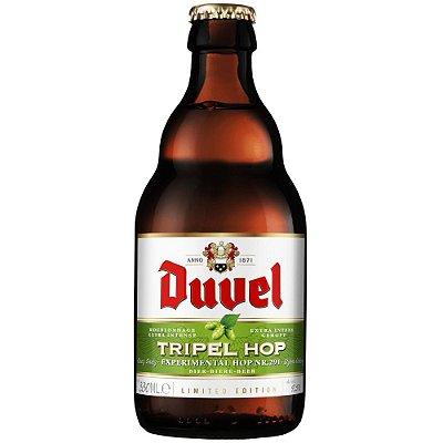 Cerveja Duvel Tripel Hop Garrafa 330ml