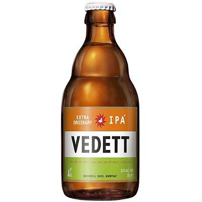 Cerveja Vedett Belgian IPA Garrafa 330ml