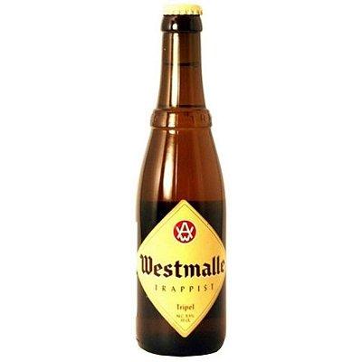 Cerveja Trappist Westmalle Tripel Garrafa 330ml