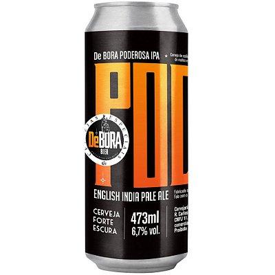 Cerveja Bodebrown Poderosa IPA Lata 473ml