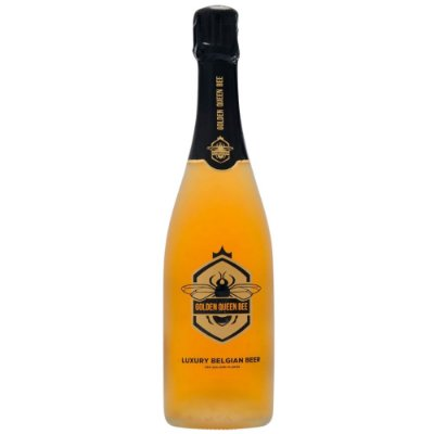Cerveja Golden Queen Bee Luxury Belgian Beer 750ml