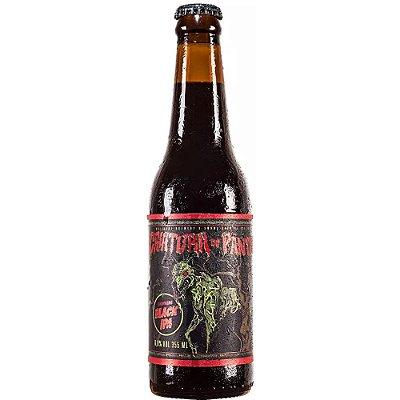 Cerveja Bastards Criatura do Pântano Black IPA Garrafa 355ml