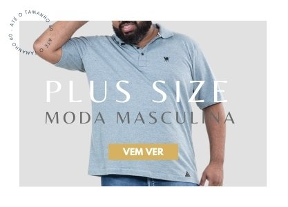 plus masculino