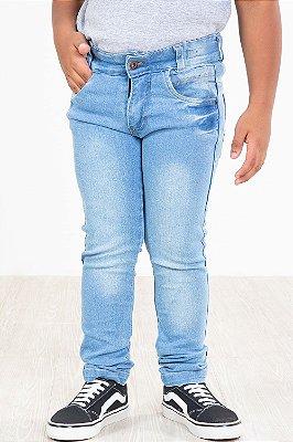 Calça jeans infantil skinny musuko