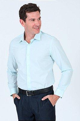 Camisa manga longa regular fit