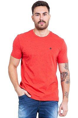 Camiseta manga curta flame