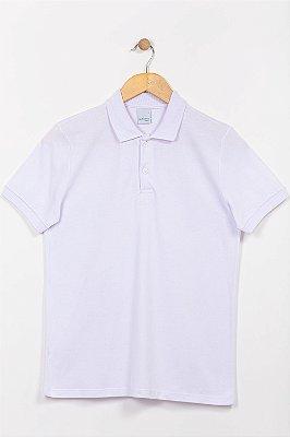Camisa polo juvenil manga curta malwee