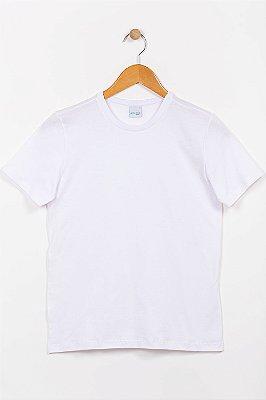 Camiseta básica juvenil manga curta malwee