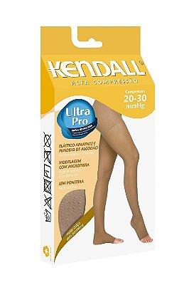 Meia calça sem ponteira alta compressão kendall