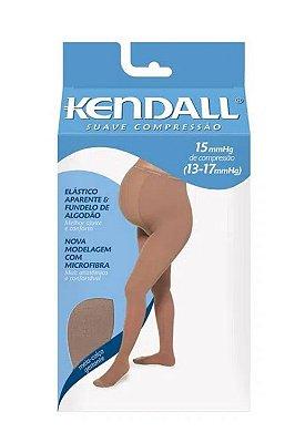 Meia calça gestante com ponteira  suave compressão kendall