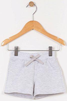 Shorts moletom infantil kyly