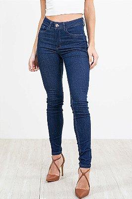 Calça jeans skinny malwee