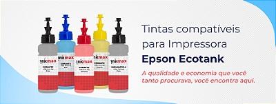 Tintas para impressoras Ecotank