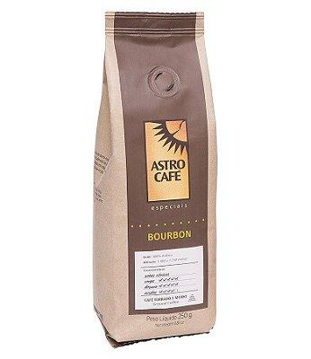 Astro Café Moído Bourbon com 250g