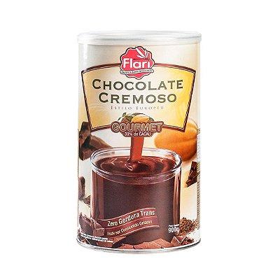 Chocolate Cremoso 30% Cacau Flari Estilo Europeu com 900g