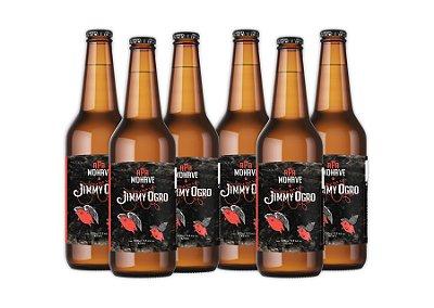 Cerveja Mohave APA Jimmy Ogro - 500ml - 06 un