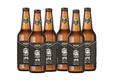 Cerveja Mohave IPA - 500ml - 06 un