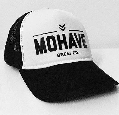 Boné Mohave Preto & Branco