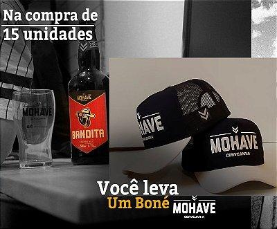 Kit 15 cervejas + 1 Boné Mohave de presente
