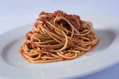 Spaghetti (Al Pesto / Al Sugo / Alla Bolognese / Al Triplo Burro)