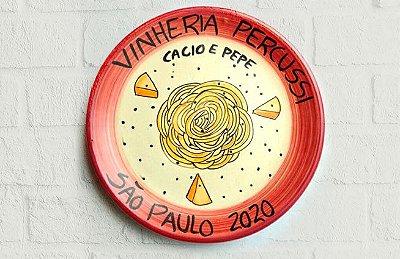 Tonnarelli Al Cacio & Pepe (Prato da Boa Lembrança)